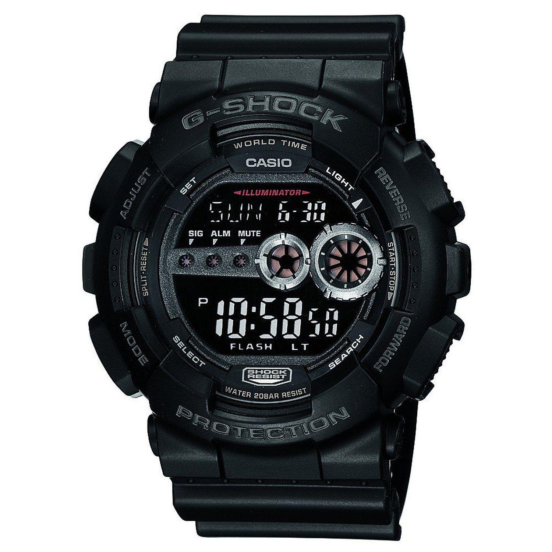 7d5eb8235ac Relógio Casio G-shock Masculino GD-100-1BDR - Relógios de Fábrica