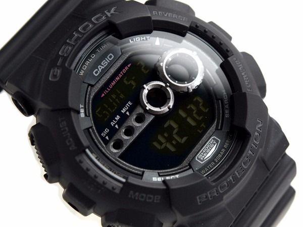 Relógio Casio G-shock Masculino GD-100-1BDR