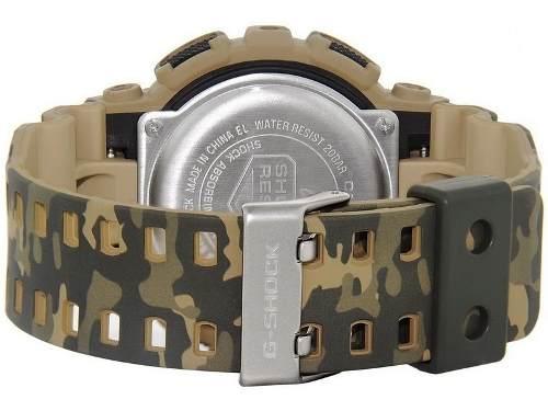 Relógio Casio G-shock Masculino GD-120CM-5DR