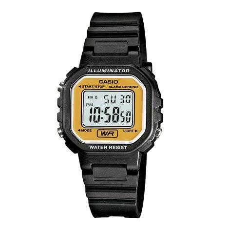 Relógio Casio Unissex LA-20WH-9ADF