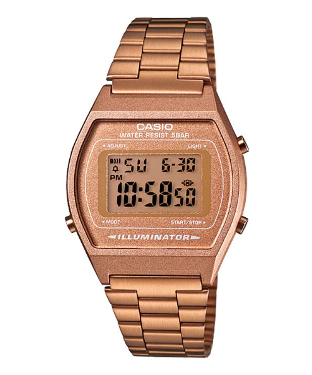 Relógio Casio Vintage Rose B640WC-5ADF