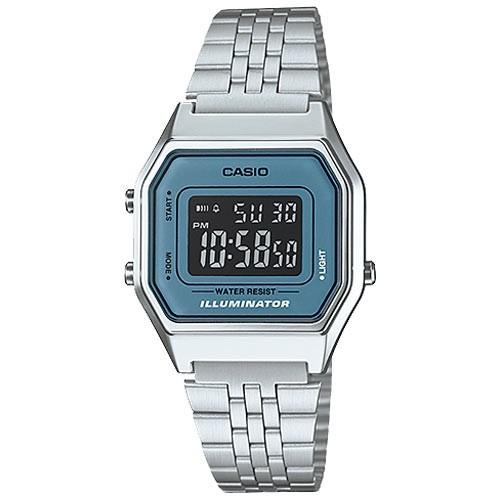 8d4f1b44946 Relógio Casio Vintage Unissex LA680WA-2BDF - Relógios de Fábrica