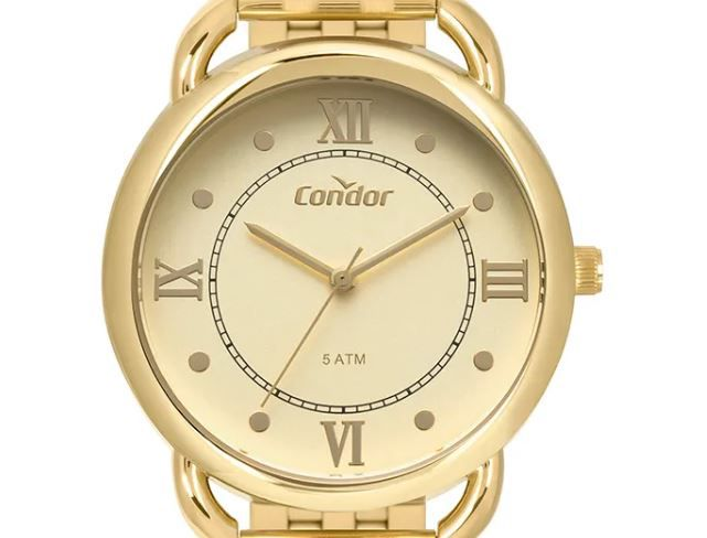 Relógio Condor Bracelete Feminino CO2035MPQ/4D