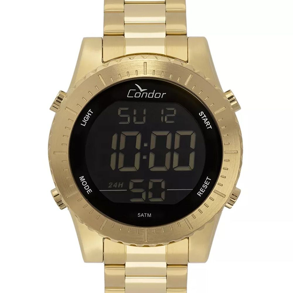 Relógio Condor Casual Digital Masculino COBJ3463AA/4D