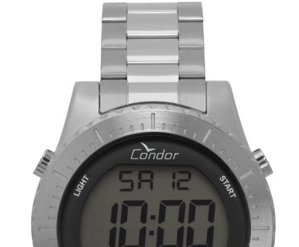 Relógio Condor Casual Digital Masculino COBJ3463AB/2K
