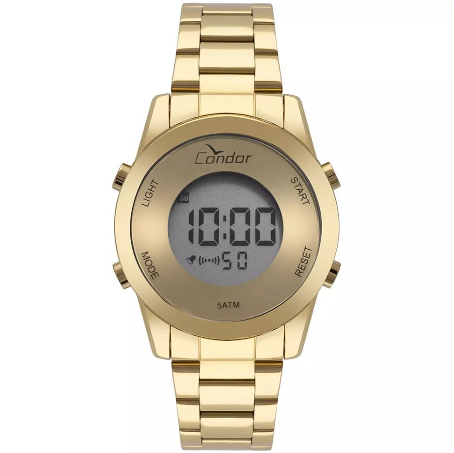 721ef5fac96 Relógio CONDOR Digital Feminino COBJ3279AA 4D - Relógios de Fábrica