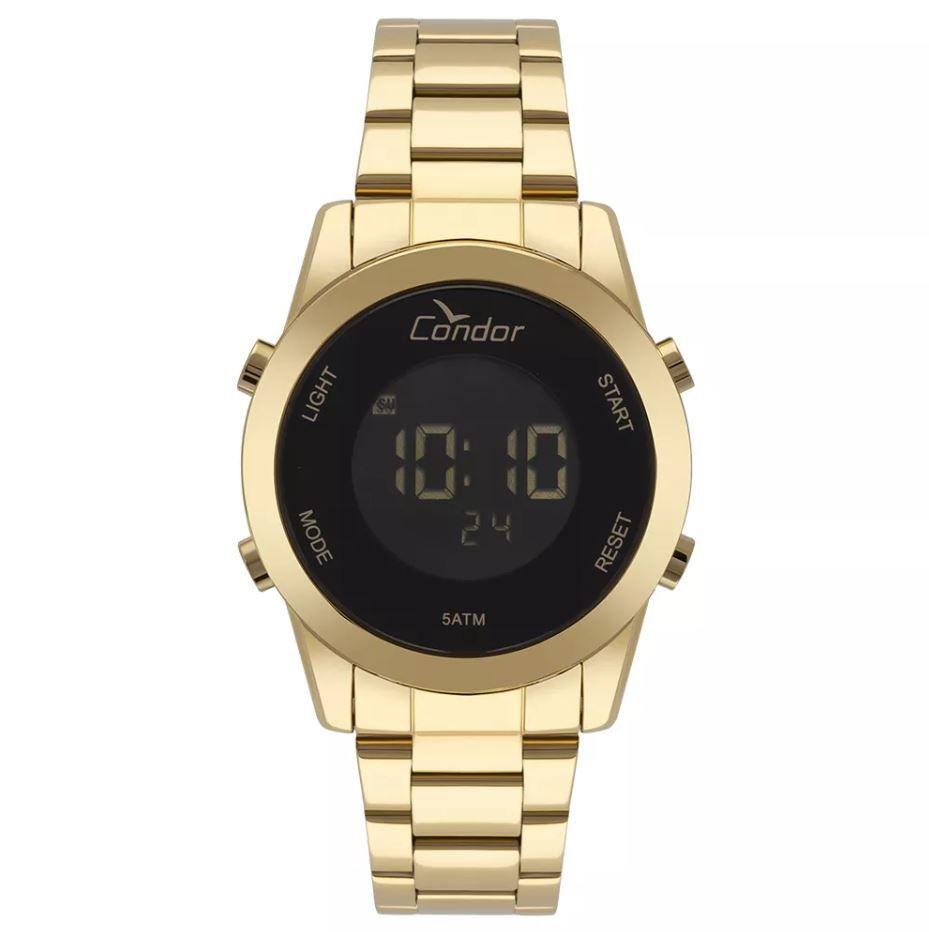 61dc26a7157 Relógio CONDOR Digital Feminino COBJ3279AA 4P - Relógios de Fábrica