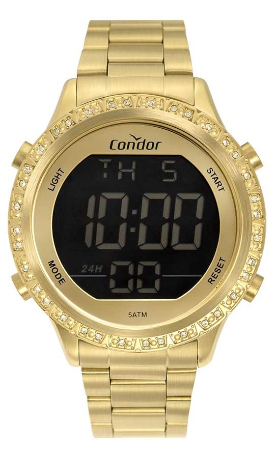 Relógio Feminino  Condor Digital COBJ3463AH/4D