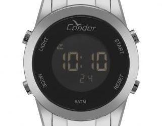 Relógio Condor Digital Unissex COBJ3279AB/3P