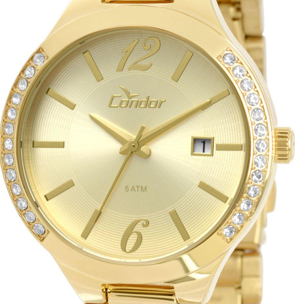 Relógio CONDOR Feminino CO2115TO/4X