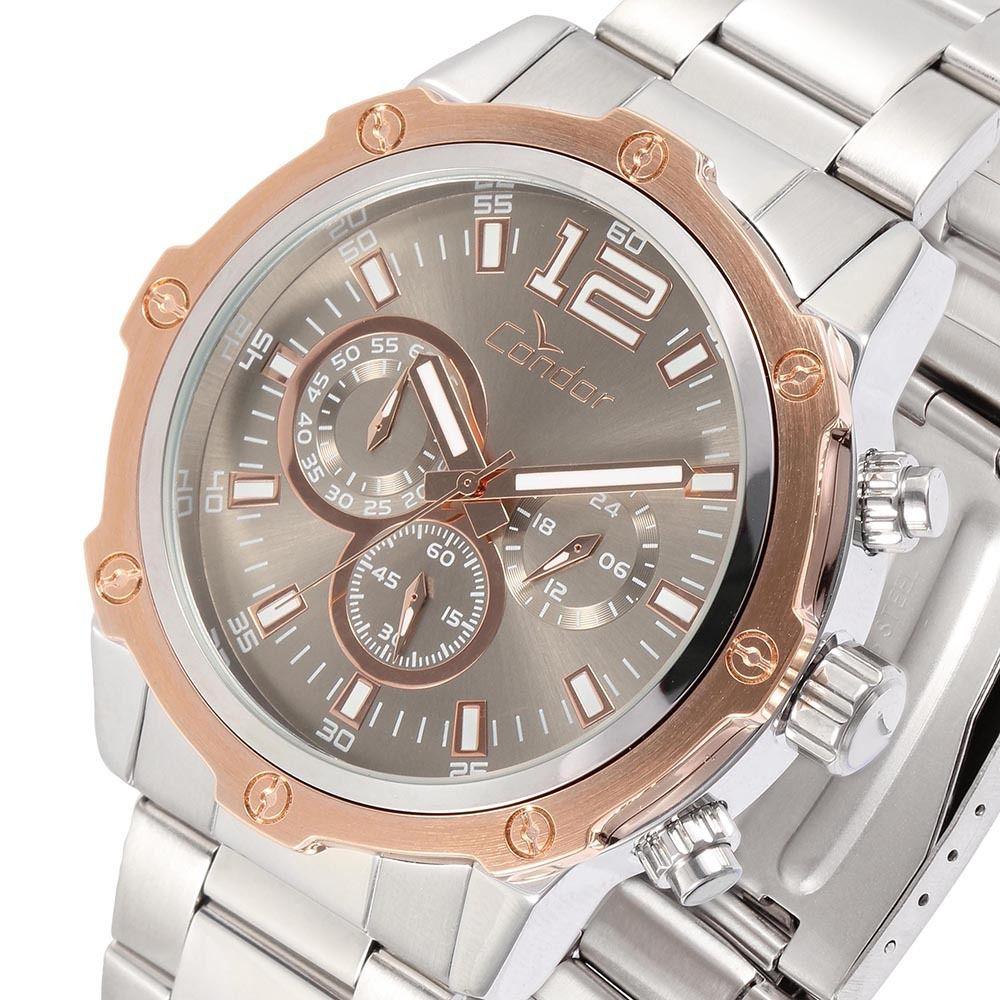 Relógio Condor Masculino COVD54AD/3C