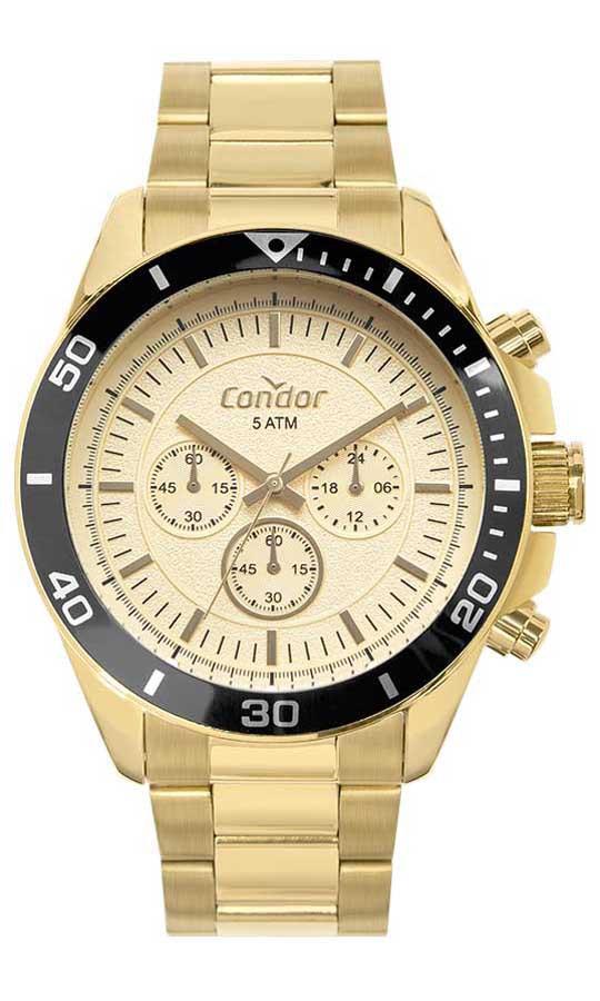 Relógio Condor Masculino COVD54BH/4X