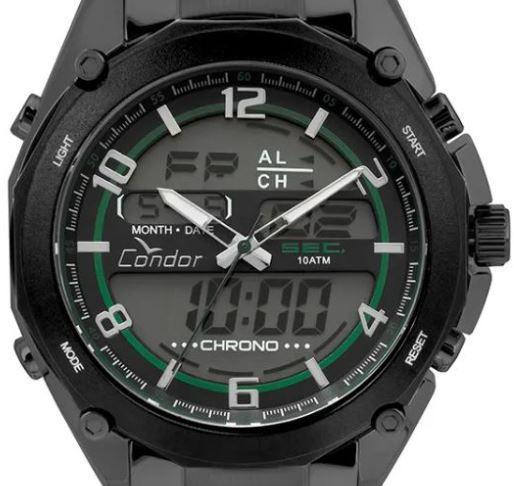 Relógio Condor Masculino COY121E6AB/4P