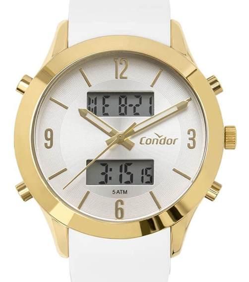 Relógio Condor Unissex Dourado COBJ3365AAJ/4B