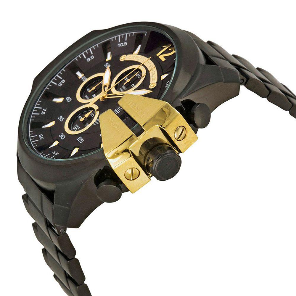 Relógio Diesel Mega Chief Masculino DZ4338/1PN