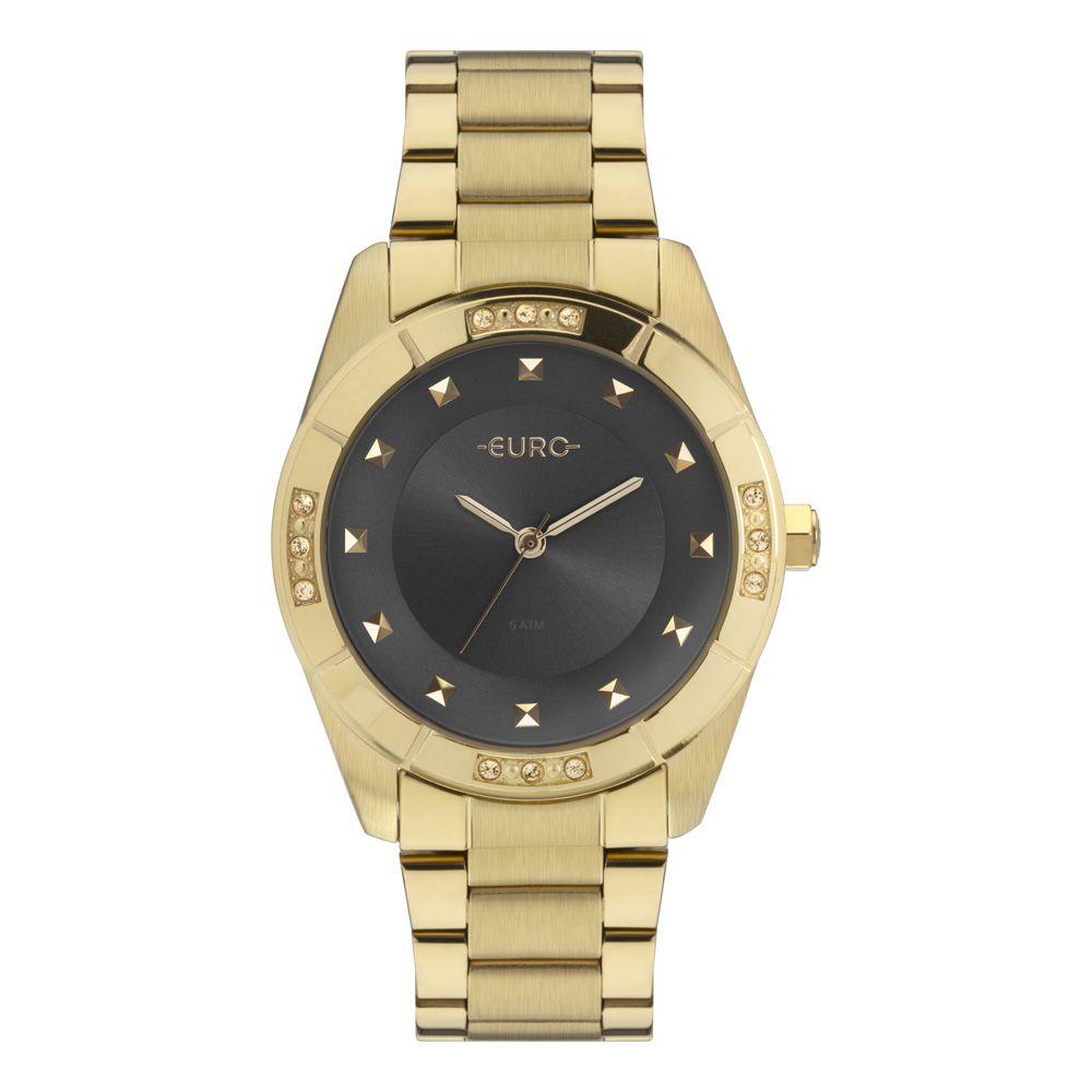 Relógio Feminino Euro Dourado EU2036YOO/4C