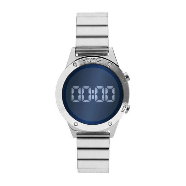 a9f389dfba9 Relógio Euro Fashion Fit Reflexos Feminino Prata EUJHS31BAA 3A ...