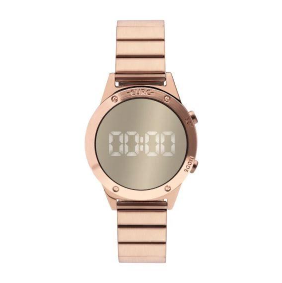 Relógio Euro Fashion Fit Reflexos Feminino Rose EUJHS31BAC/4D
