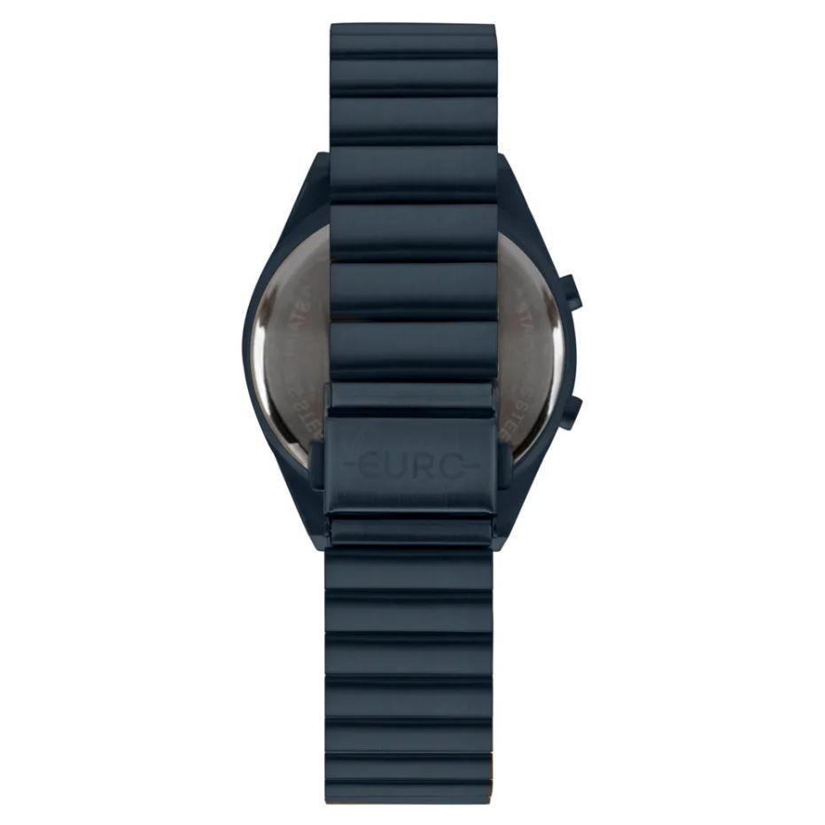 Relógio Euro Fashion Fit Slim Azul Feminino  EUBJT016AE/4A