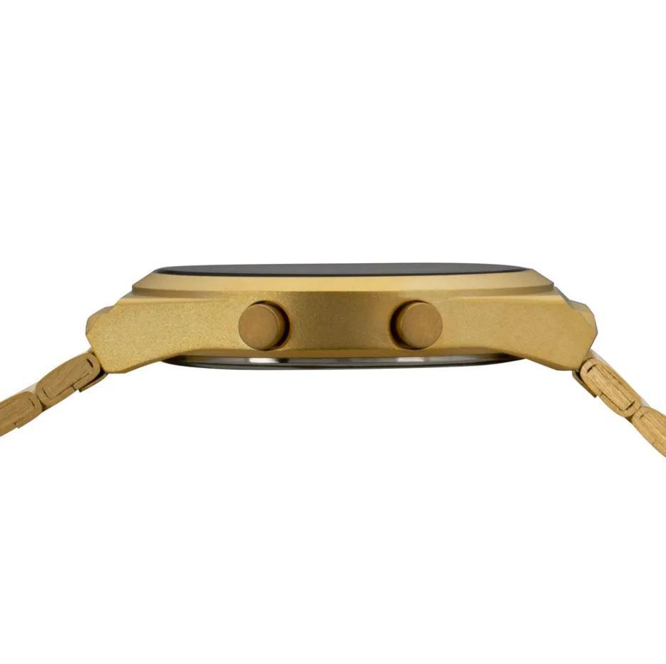Relógio Euro Fashion Fit Slim Dourado Feminino  EUBJT016AA/4D