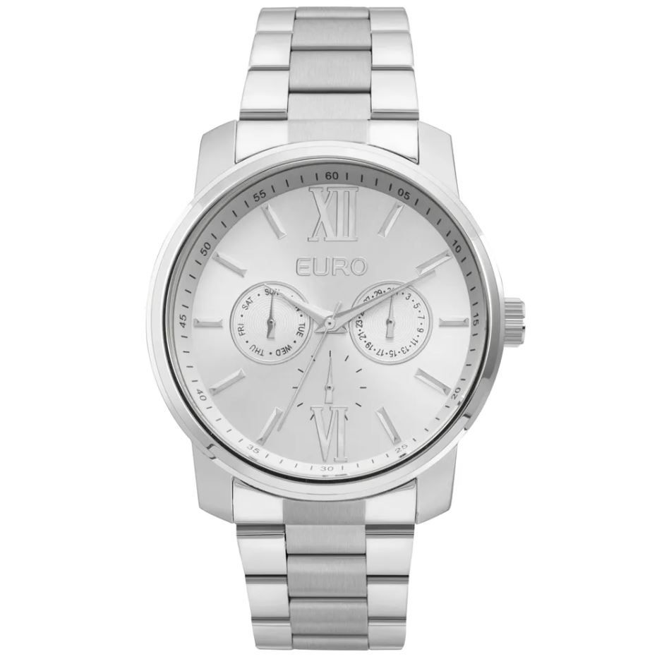 Relógio Euro Metallics Feminino EU6P29AGV/3K