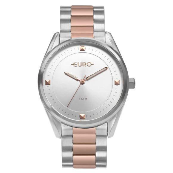 Relógio Feminino Euro Minimal Shine Bicolor EU2036YOB/5K