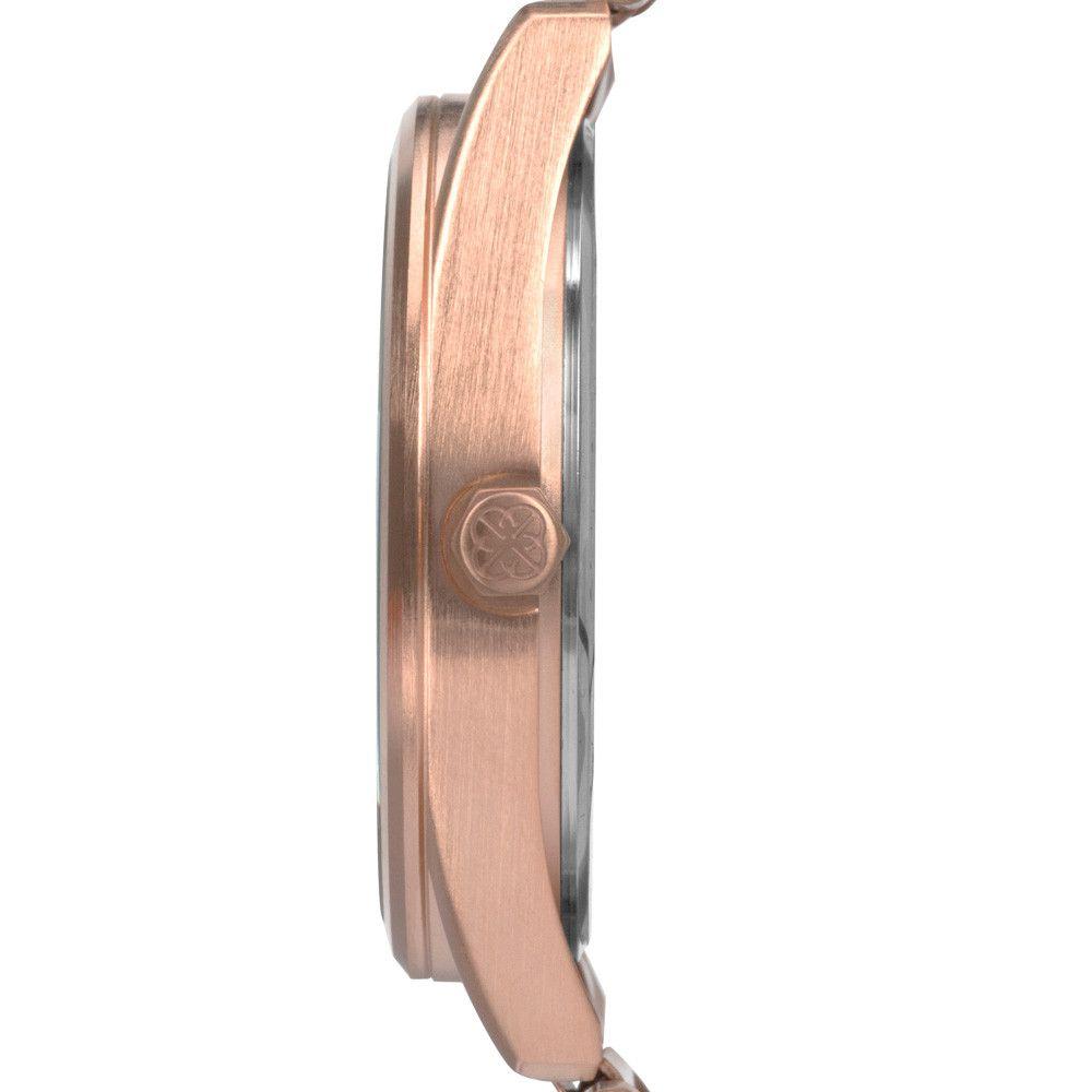 Relógio Euro Minimal Shine Rose Feminino EU2036YOD/4N