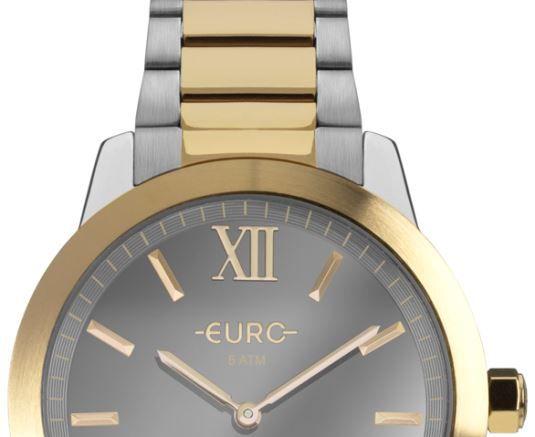 Relógio Euro Move Charm Bicolor Feminino EUVD78A4AB/5K