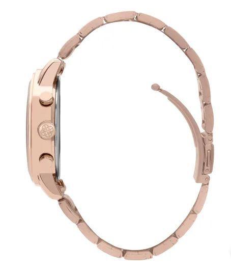 Relógio Euro Multi Basics Pushers Rose Feminino EUJP25AB/4C