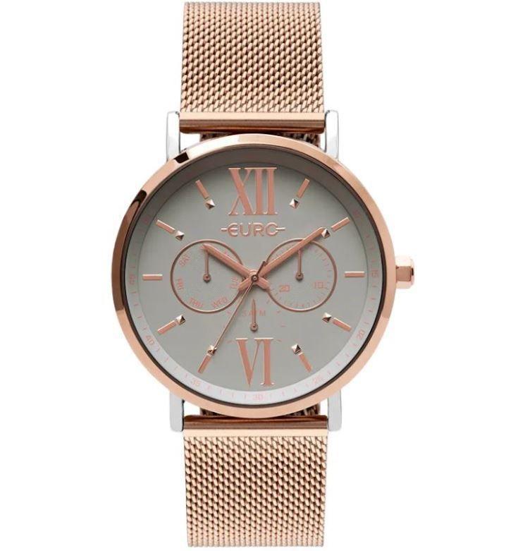 Relógio Euro Multi Glow Rose Feminino EU6P29AHABP/5K