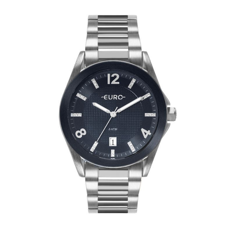 Relógio Feminino EURO Prata EU2315HN/3A