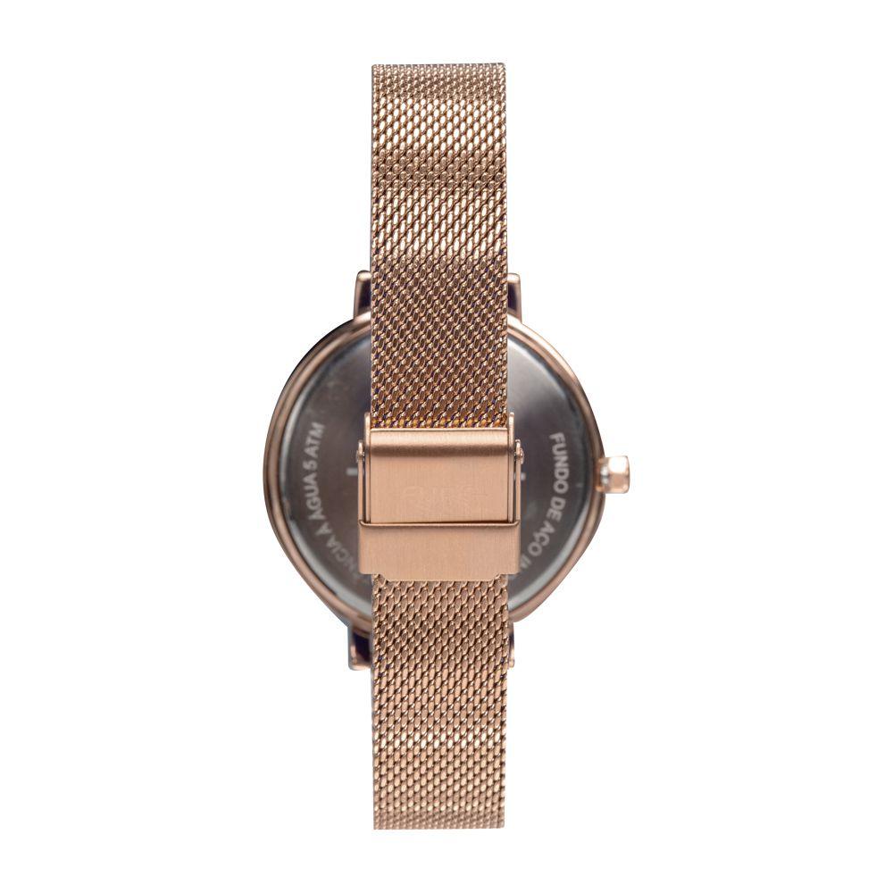 Relógio Euro Rose Feminino EU2036YPS/4J