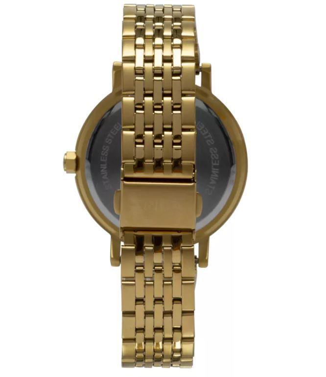 Relógio Euro Spike Fever Casual Dourado Feminino EU2035YPH/4D