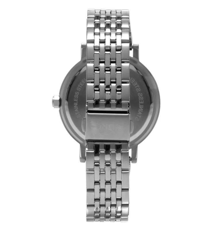 Relógio Euro Spike Fever Casual Prata Feminino EU2035YPG/3K
