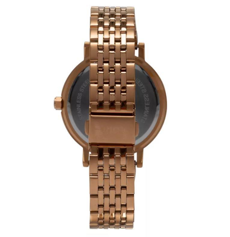Relógio Euro Spike Fever Casual Rose Feminino EU2035YPF/4C