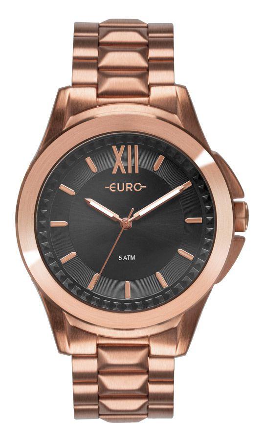 Relógio Euro Spike Fever Power Rose Feminino EU2036YMU/4C