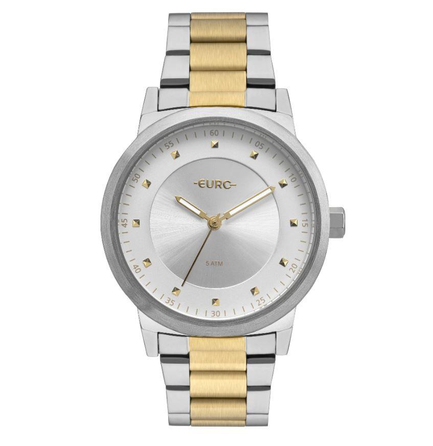 Relógio Feminino Euro Trendy Bicolor EU2036YNR/5K