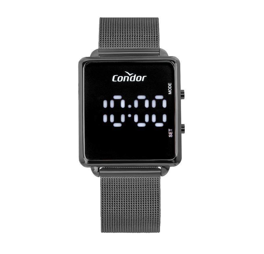Relógio Feminino Condor Digital COBJ3382AC/4F