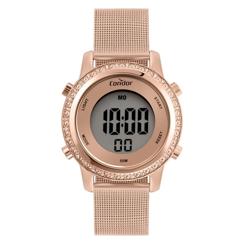 Relógio Feminino Condor Digital COT052AA/4J