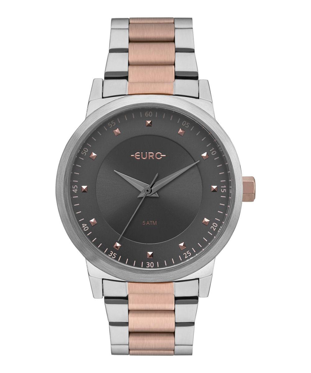 Relógio Feminino Euro Bicolor Trendy EU2036YNT/5F