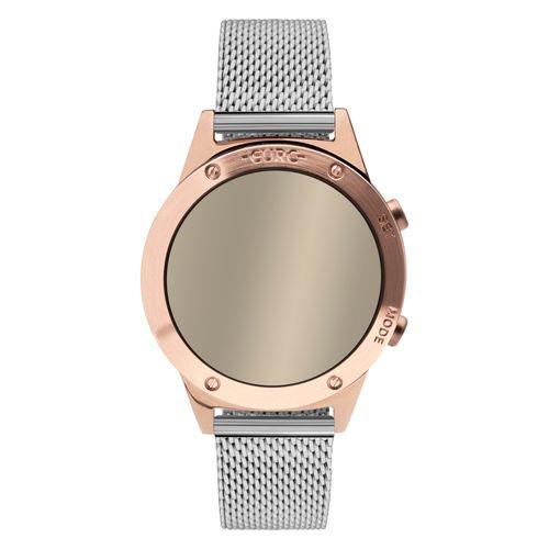 Relógio Feminino Euro Fashion Fit Reflexos Bicolor EUJHS31BAC/4K