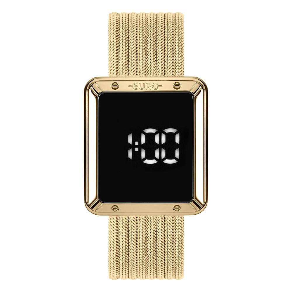 Relógio Feminino Euro Fashion Fit Touch Dourado EUBJ3937AA/4F