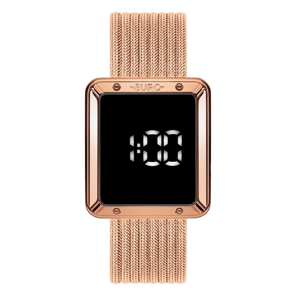 Relógio Feminino Euro Fashion Fit Touch Rosé EUBJ3937AB/4F