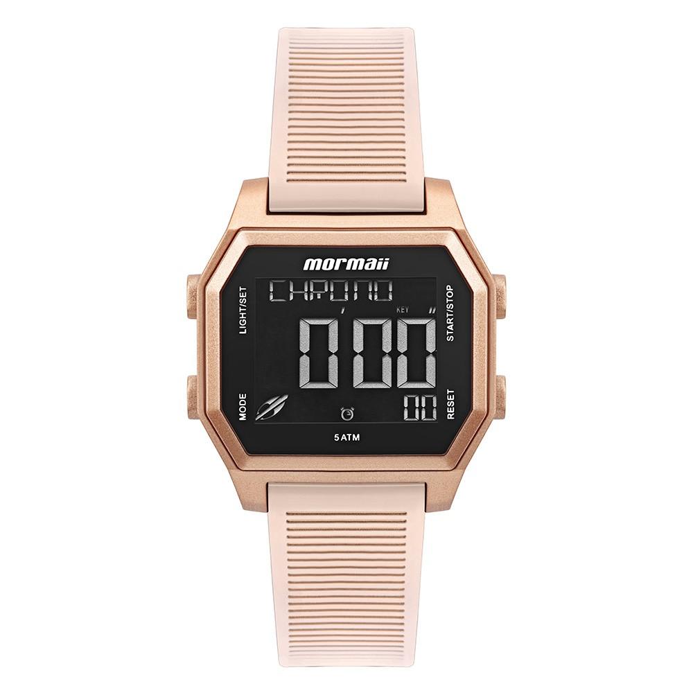 Relógio Feminino Mormaii Luau Rosé MO3124AE/8J