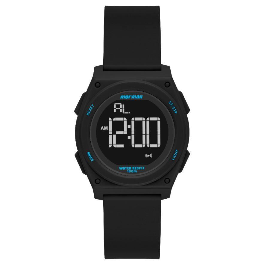 Relógio Feminino Mormaii Preto MO9450AC/8P