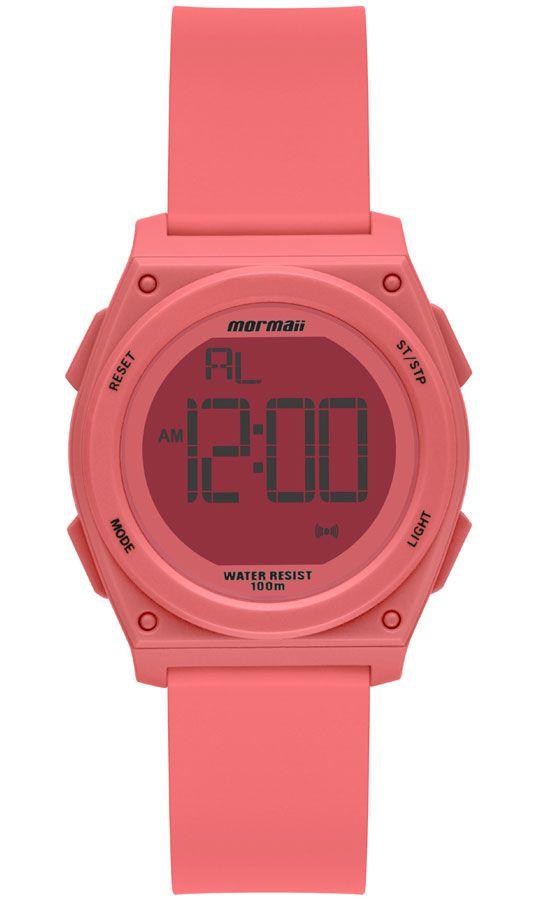 Relógio Feminino Mormaii Rosa MO9450AA/8T