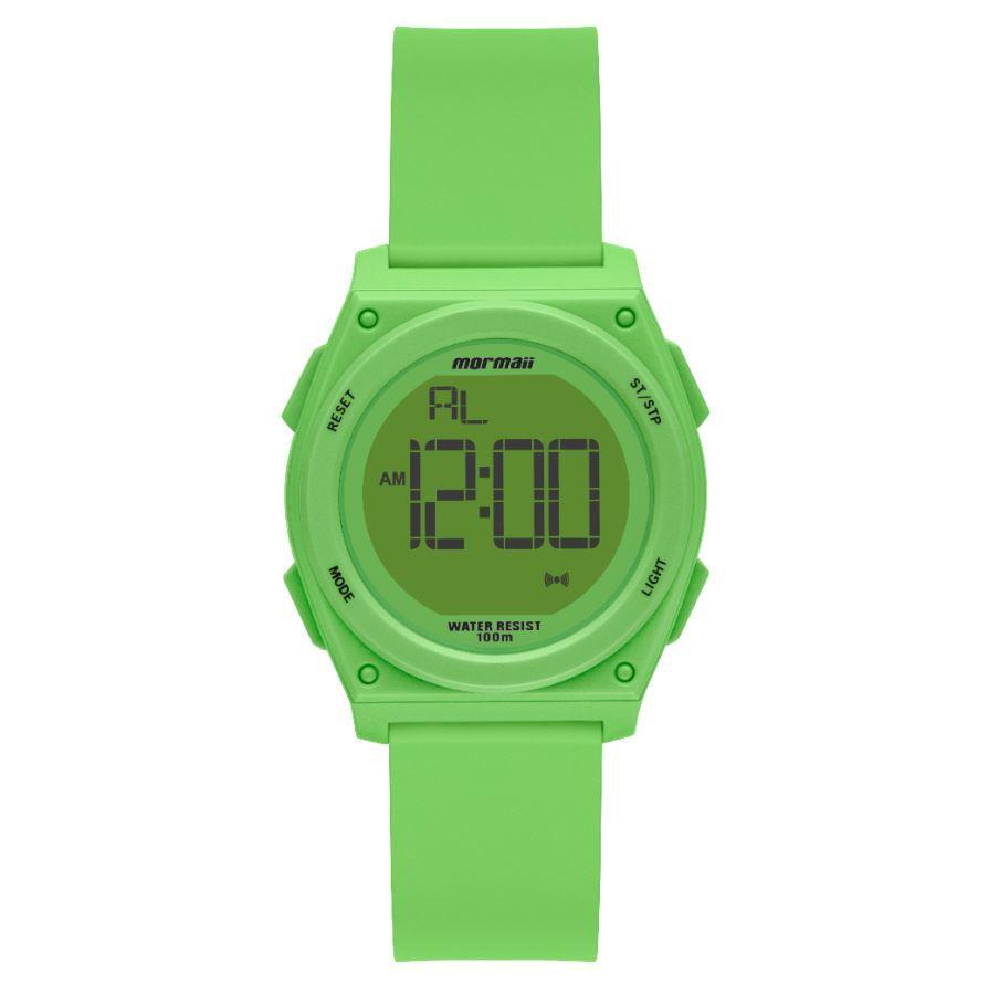 Relógio Feminino Mormaii Verde MO9450AB/8V