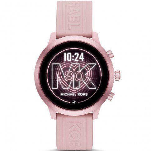 Relógio Feminino Smartwatch Michael Kors Mk Go Rosa MKT5070/2TI