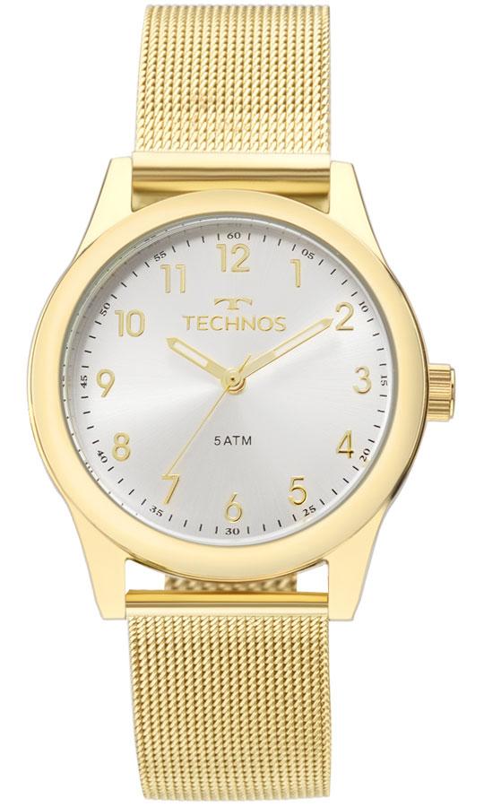 Relógio Feminino Technos 2035MKL/4K