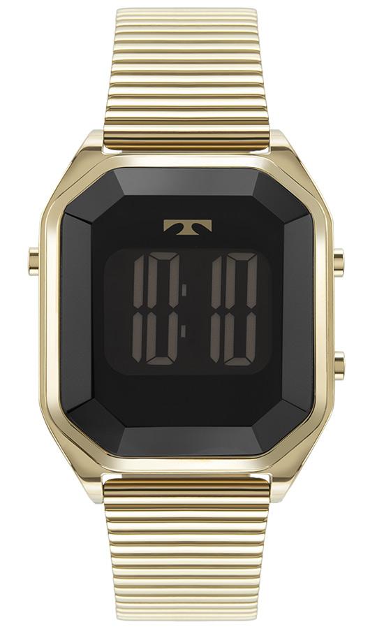 Relógio Feminino Technos Digital Style Dourado BJ3927AL/1P